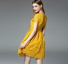 Darla Lace Dress https://pinoria.com/shop/darla-lace-dress/ #dress #fashion #style #mode #trend