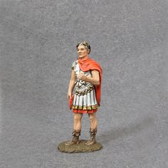 Toy Soldiers 54mm HAND PAINTED Tin miniature by RoninMiniatures
