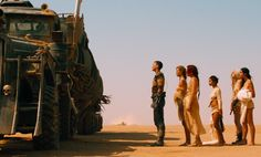 Furiosa and The Wives