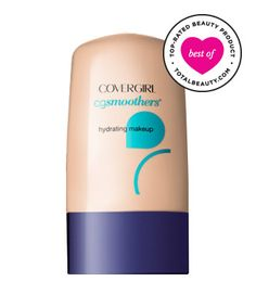 Best Foundation for Dry Skin No. 10: CoverGirl CG Smoothers All-Day Hydrating Makeup, $7.99