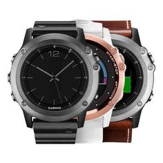 befa8c5bb2919 Garmin Phoenix 3 Sapphire smart wristwatch is perfect for athletes that  need to be controlled to minimize their results