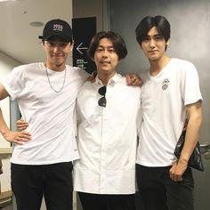 #ParkSeoJoon 160617 @kxxdonghyun IG update