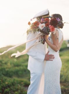 a seaside elopement | em the gem photography | image via: style me pretty