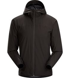 Solano Jacket Men's Light, breathable, hooded men's WINDSTOPPER® jacket provides wind protection and water repellency for active commuting, ...