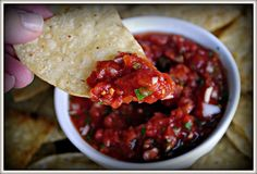 Homemade Salsa (Simply Scratch)