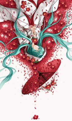 """Hatsune Miku- you know sometimes I look at these and am just like """"wow... This is incredible!... I wish I could make something like that."""""""