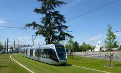 Richez Associés : le tramway de Toulouse rejoint l'aéroport