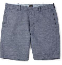 J.Crew - 9'' Stanton Cotton-Twill Shorts|MR PORTER