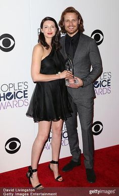Cait & Sam at People's Choice Awards 2015