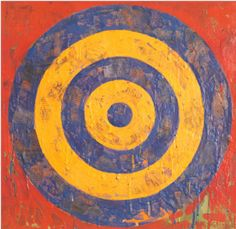 Bullseye diy for the budding hunter! Pop Art, expressionnisme abstrait, néo-dadaïsme