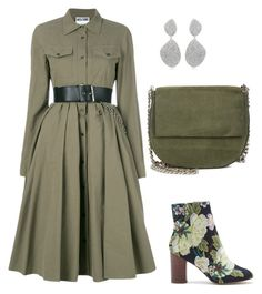 """""""Untitled #793"""" by mchlap on Polyvore featuring Moschino, Sole Society, Monica Vinader and Gvyn"""