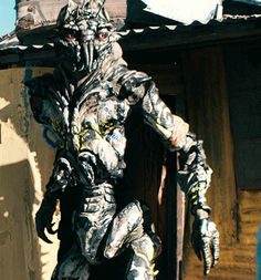 District 9 aliens would be so difficult to cosplay.