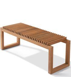 Cutter Bench Skagerak Denmark