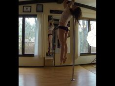 Limit To Your Love - Pole Dance Freestyle - YouTube