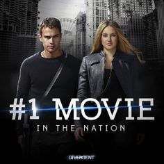 Thanks for choosing Divergent this weekend, Initiates. We wouldn't be #1 without you!