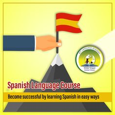Get expert training in Spanish today. Join our career oriented Spanish language course in Kolkata with all-time trainer support and interview training. Spanish Language Courses, Interview Training, Learning Spanish, How To Introduce Yourself, Easy, Spanish Courses, Learn Spanish, Study Spanish