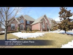 Beautiful 4 bedroom, 4 and a half bath in desirable Lake Forest subdivision in Louisville, Ky