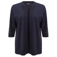 9bf24579e1c879 Buy Gerry Weber Stud Detail Cardigan
