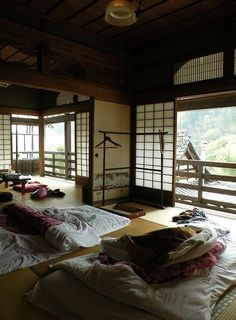 Amazing Living Spaces Inspiration this traditional japanese house. Japan Architecture, Interior Architecture, Interior And Exterior, Sustainable Architecture, Residential Architecture, Miyazaki, Traditional Japanese House, Japanese Homes, Japanese Interior Design