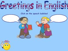 Great presentations for kids learning English