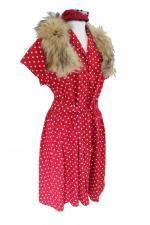 1940s Polka Dots Costume