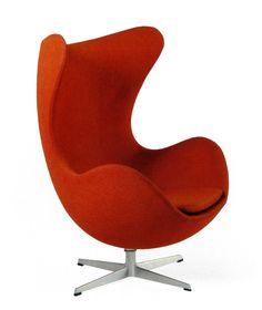Egg-Chair - Arne-Jacobsen - 1958