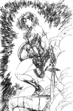 96 Best Wonder Woman Images On Pinterest Comics Drawings And