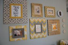 Delta Girl Distressed Frames: share your frames
