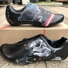 FACT: Star Wars on your kicks will always land them a spot on here. Art by @g3custom • • • #velokicks I #cyclingshoes I #newshoesday I #cycling |  #quocphamshoes I #laceups l #starwars l #darthvader l #stormtrooper l #galaticempire