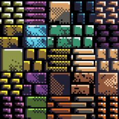 Preview Game Design, Pixel Art Background, Pixel Drawing, 8 Bits, Pixel Animation, Pixel Art Games, Pixel Design, Game Concept Art, Videogames