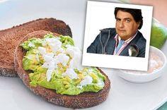 Avocado on Rye Bread by Matt Preston - Member recipe - Taste.com.au