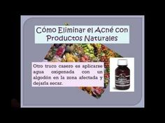 Cómo Eliminar el Acné con Productos Naturales - http://solucionparaelacne.org/blog/como-eliminar-el-acne-con-productos-naturales/