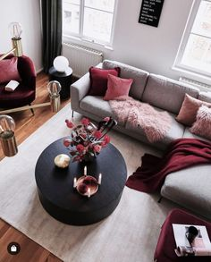 Related posts: Deeply Living Room Furniture Classic 9 Great Ideas of Living Room Apartment Decor Ideas to Copy on Yourself Bohemian Interior Design, [. Living Room Sofa, Apartment Living, Home And Living, Modern Living, Small Living, Decorate Apartment, Apartment Bedrooms, Cozy Living Rooms, Studio Apartment