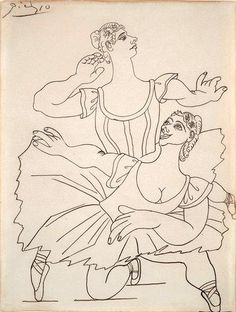 Picasso's Drawings, 1890–1921: Reinventing Tradition runs at the Frick Collection until January 8, 2012