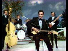 Johnny Cash Hits Medley From 1967. - YouTube
