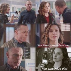 Lindsay and Voight - 3x23