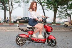 Động cơ xe đạp điện Honda chống nước tốt