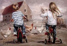 Training wheels Maria M Oosthuizen
