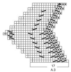 """Lavendula - Xaile DROPS em ponto jarreteira com orla rendada, em """"Alpaca"""". - Free pattern by DROPS Design"""