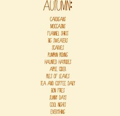 autumn im in love with you.