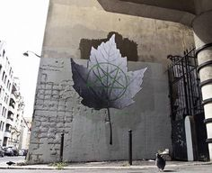 Street artistLudo