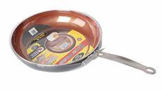 NonStick Copper Titanium Steel Frying Pan 10 Ceramic Induction