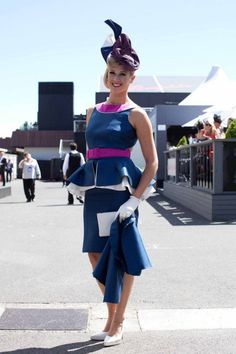 Street style: Melbourne Cup 2013 gallery - Vogue Australia