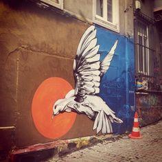 #graffiti #wall #art