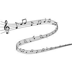Music note ❤ liked on Polyvore featuring backgrounds, music, design, pictures and filler