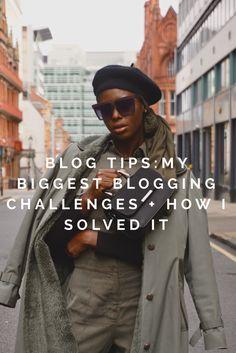 Blog tips: My biggest blogging challenges + how i solved it (IG: @itsmaryamsalam) #berettrend #beret #halloween #hijab #blackgirlmagic #blackbeauty #parisstreetstyle