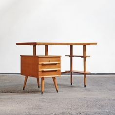 Located using retrostart.com > Writing Desk by Unknown Designer for Unknown…