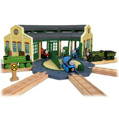 Shop our collection of Fisher-Price® Thomas & Friends™ train sets, tracks and wood playsets for toddlers and preschool kids featuring characters from the show! Thomas And Friends Trains, Discount Toys, Fisher Price Toys, Buy Toys, Thomas The Tank, Preschool Toys, Toys Online, Train Tracks, Cool Toys