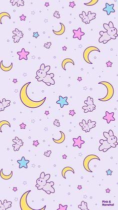 Disney Phone Wallpaper, Kawaii Wallpaper, Iphone Wallpaper, Sailor Moon Wallpaper, Love Rainbow, Kawaii Art, Pattern Wallpaper, Pastel Colors, Cute Wallpapers
