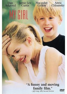'My girl'... I cried all my 9 yrs old tears when I first watched it.